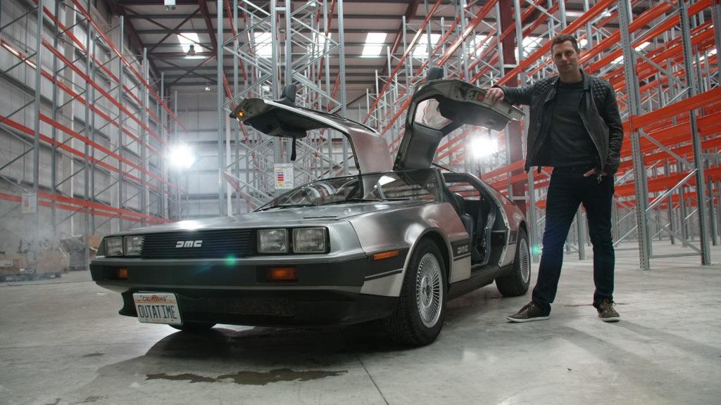 Bioenergy - Jonathan and DeLorean