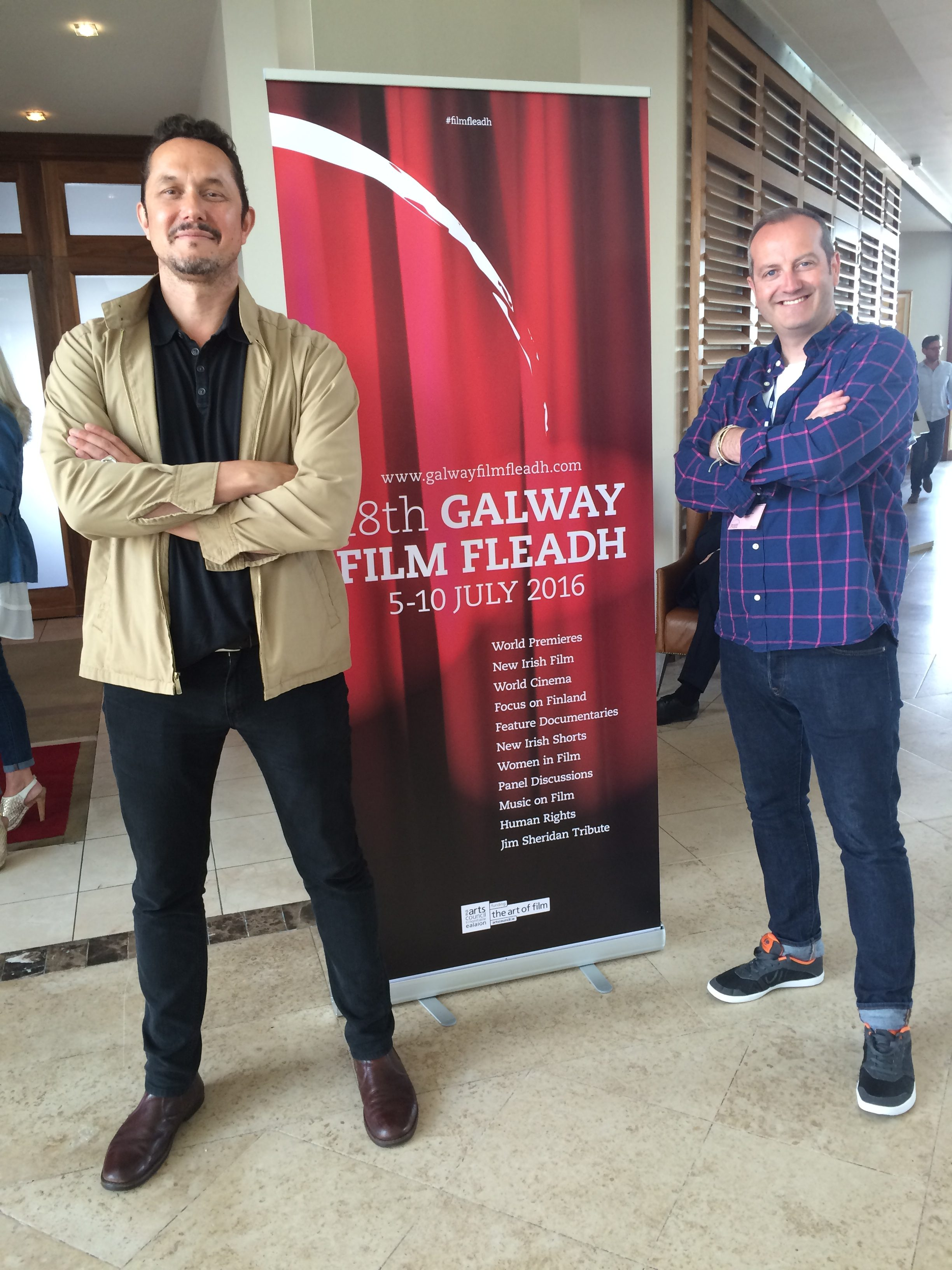 Backlash and Rebel Rossa selected for 28th Galway Film Fleadh