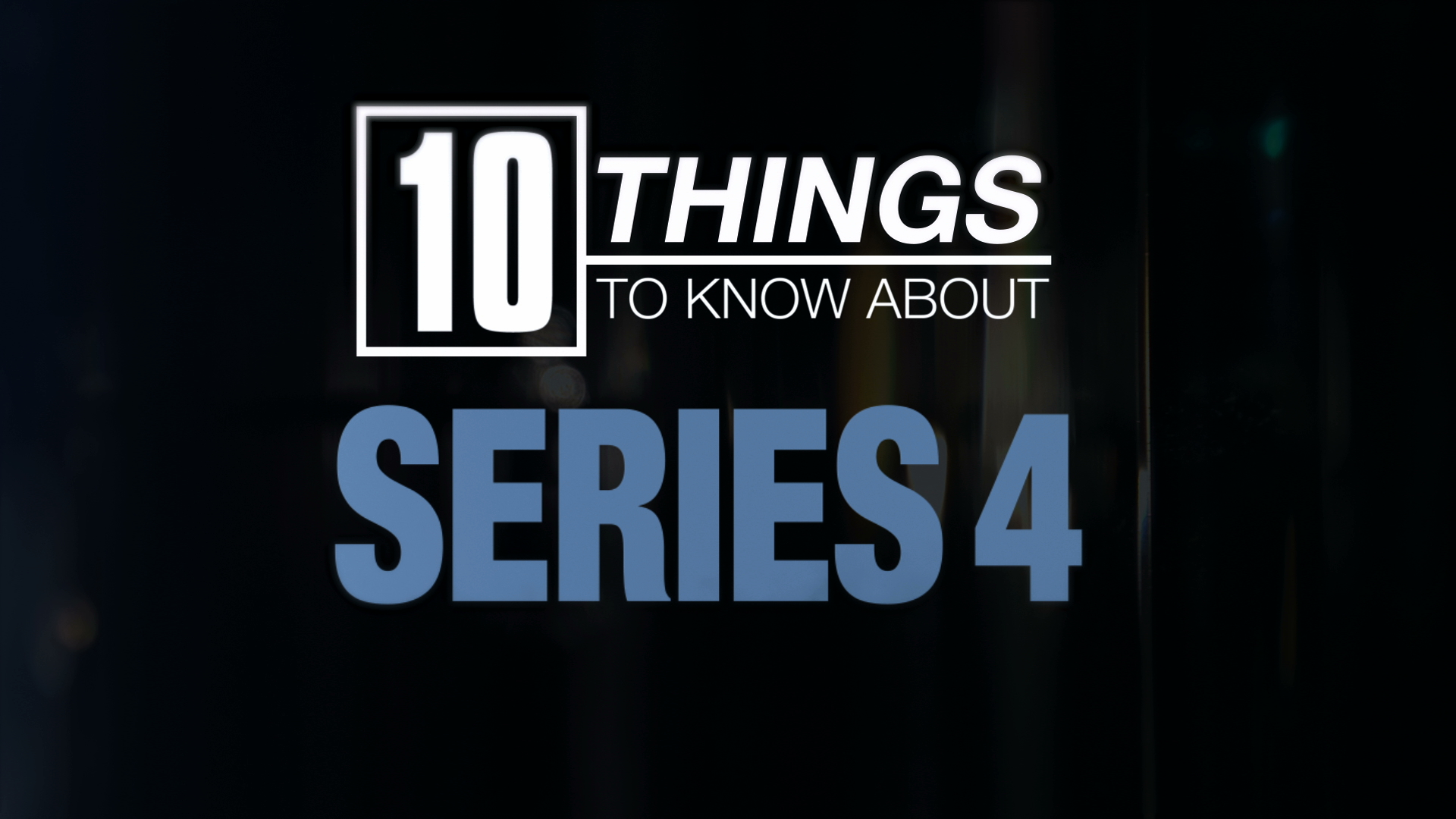"Series 4 of ""10 Things to Know About…"" starts on RTE One tonight!"