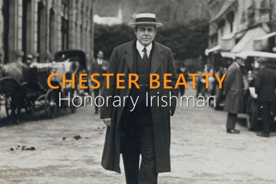 <span>TV</span>Chester Beatty – Honorary Irishman