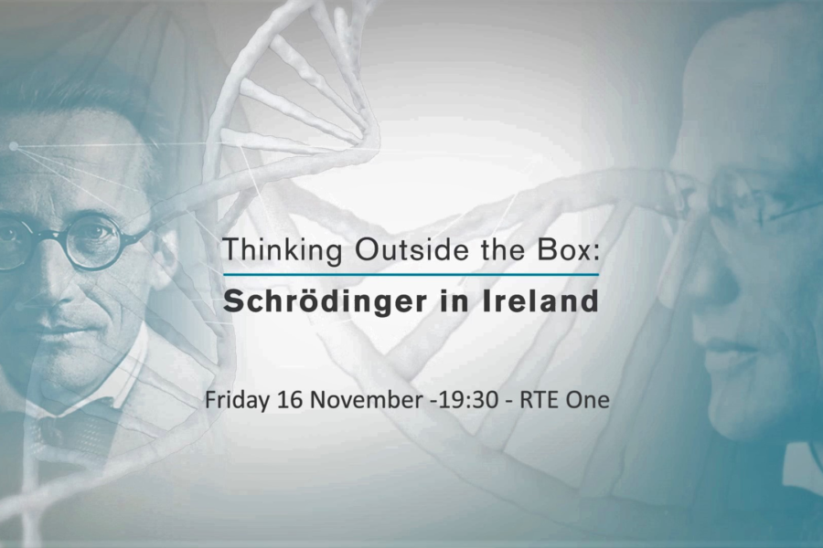 <span>TV</span>Thinking Outside the Box – Schrödinger in Ireland
